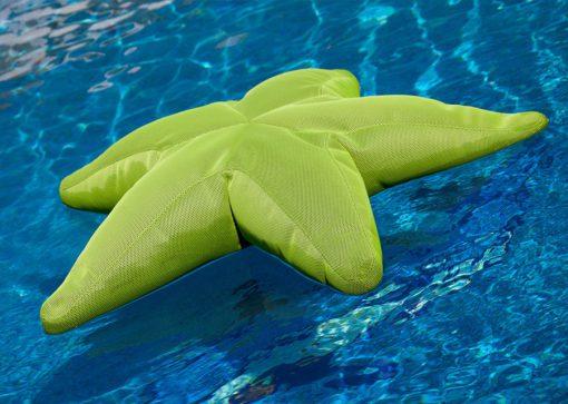 zwembadmeubelen van OGO zijn verkrijgbaar in verschillende stoffen en vele kleuren